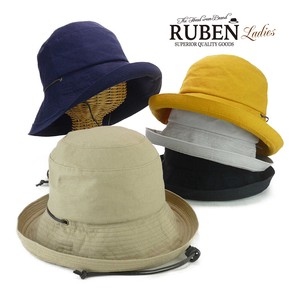 Ruben Linen Edge Hat Ladies Hats & Cap