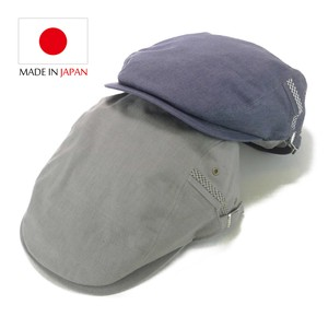 Plain Linen Flat cap Young Hats & Cap
