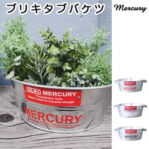 Mercury Tinplate Bucket