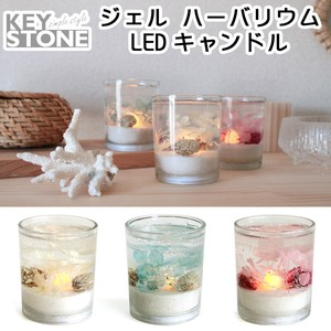 Gel LED Candle
