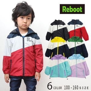 Color Switching Wind Breaker