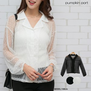 [ 2020NewItem ] Small Dot Blouse