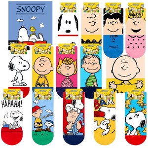 Korea Snoopy Collection Socks Socks Ladies Socks Free Size