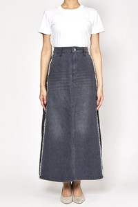 [ 2020NewItem ] Switching Denim Skirt
