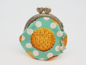 Last Feeling Coin Purse Pouch Coin Case Base Cookies