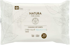 Natural Floor Cleaning Wet Sheets (20 Sht)