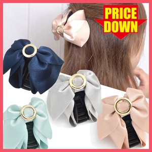 Buckle Ribbon Hair Ban Clip
