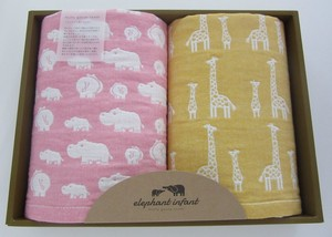 Elephant Fan Towel Gift Bathing Towel 1 Pc Bathing Towel 1 Pc