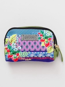 Hair Ban Fruit Flower Pouch