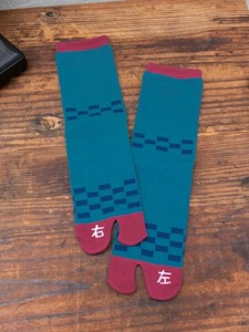[ 2020NewItem ] Tabi Socks Sock Japanese Flag