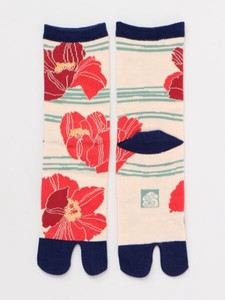 Tabi Socks type Sock Flower