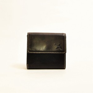 Genuine Leather Smallish Wallet