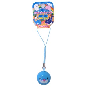 Good Luck Aqua Strap Happy Ocean Objects and Ornaments Ornament Dolphin Blue