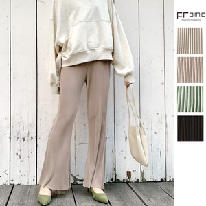 [ 2020NewItem ] Reserved items Toyayanagi Pleats Flare Pants