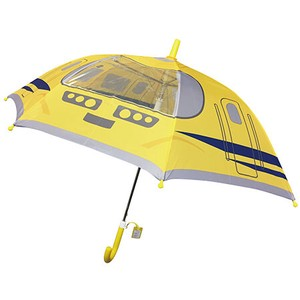 Shinkansen One push Umbrellas for Kids Doctor Yellow