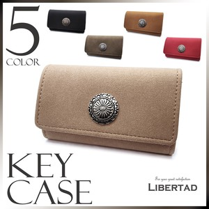 S/S Case bear Suede Men's Ladies Wallet Fancy Goods