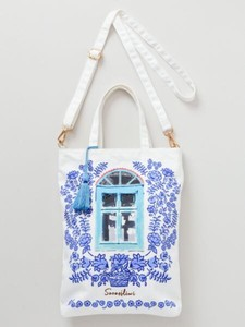 Design Flower Tote Shoulder Bag