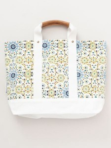 Design Portugal Tile Tote Bag