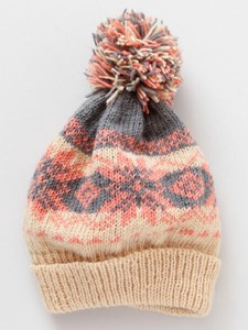 Design Nordic Knitted Cap