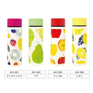 mini Stainless Mug Bottle Fruit Water Flask Bottle
