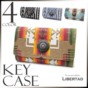 S/S Case Native Fabric Men's Ladies Wallet Fancy Goods