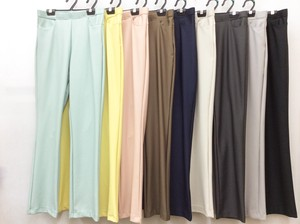 High Tension Straight Pants