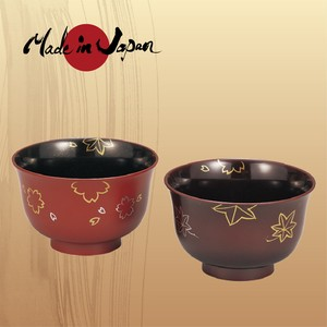 J-Story Soup BOWL in Pairs [ Hand Painting ]