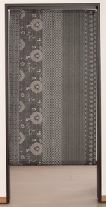 Japanese Noren Curtain Komon