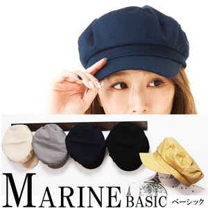 [ 2020NewItem ] S/S Marine Casquette Cotton Adjustment Attached Washable