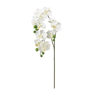 Leaf White Flower Artificial Flower