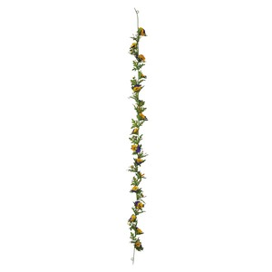 Rule Pansy Garland Yellow Flower Artificial Flower