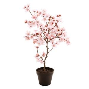 ★MAGIQ★みさと桜鉢 ライトピンク アーティフィシャルフラワー 造花