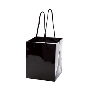 10 Pcs Paper Bag Flower Carrier-Bag Shop Material