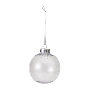Clear Ball Clear Ornament Decoration Material
