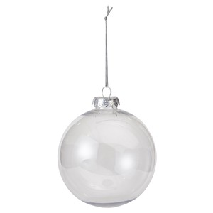 Clear Ball Clear Decoration Material