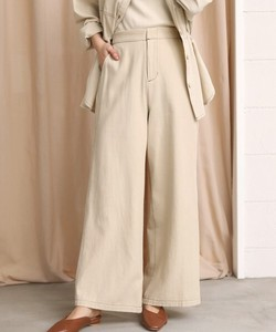 Color Scheme wide pants