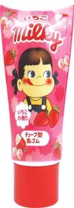 【ティーズ】ペコちゃん香り付きチューブ型消しゴム いちご
