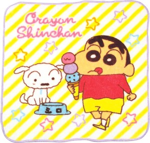 Tease Crayon Shin Chan Mini Towel Ice Cream