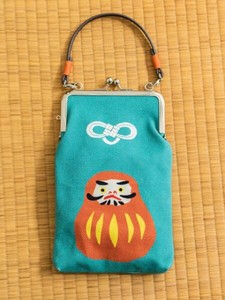 Folk Craft Amulet Attached Coin Purse