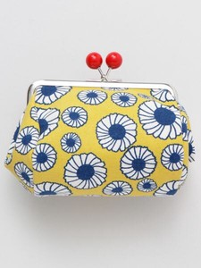 European Style Print Canvas Tales Coin Purse