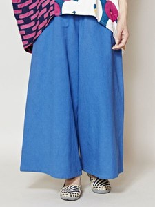 Design Color wide pants