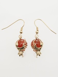 Design Fortune Animal Pierced Earring