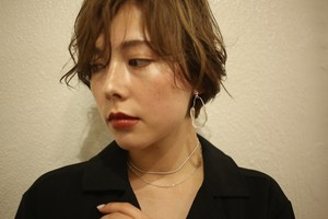 【Msyuu/ミスユー】Double Chain Necklace