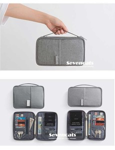 Passport Case Trip Travel Pouch Pouch Ticket Passbook Case Card Wallet Trip Supply