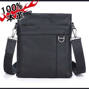 Shoulder Bag Business Bag Cow Leather Messenger Bag Diagonally Commuting Going To School