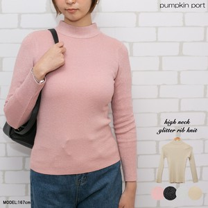 [ 2020NewItem ] Knitted High Neck Pullover