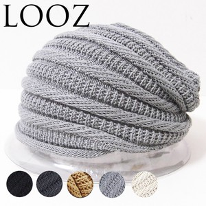 [ 2020NewItem ] S/S Knitted Watch Cap Plain Leisurely Feeling