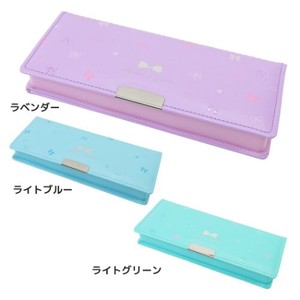 for Kids Pencil Case Single One Side soft Pencil Case Ribbon