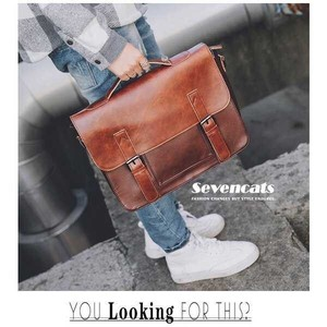 Shoulder Bag Men's Bag Business Bag Handbag Diagonally Casual Bags