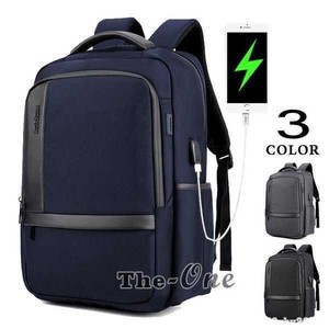 Business Bag Business Backpack Backpack Bag Large capacity Trip USB A4 size